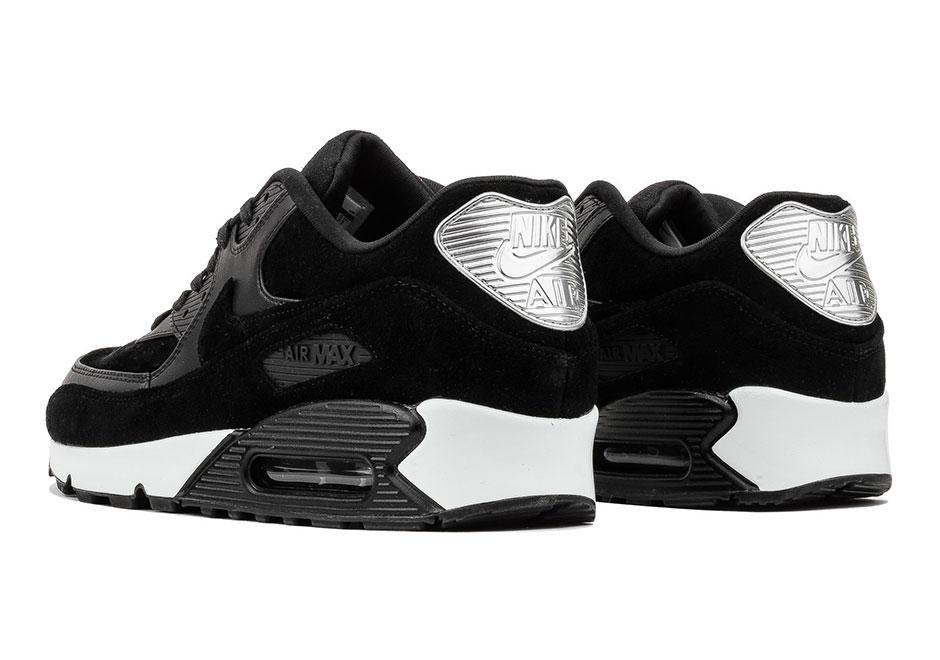 """Nike Air Max 1 """"Rebel Skulls"""" BlackChrome Off White For Sale"""