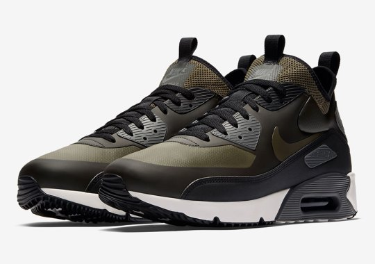 The Nike Air Max 90 Sneakerboot Returns This Fall/Winter Season