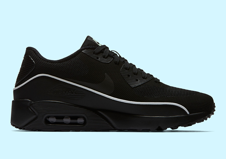 09be60cf48 Nike Air Max 90 Ultra 2.0 Essential 875695-009 | SneakerNews.com