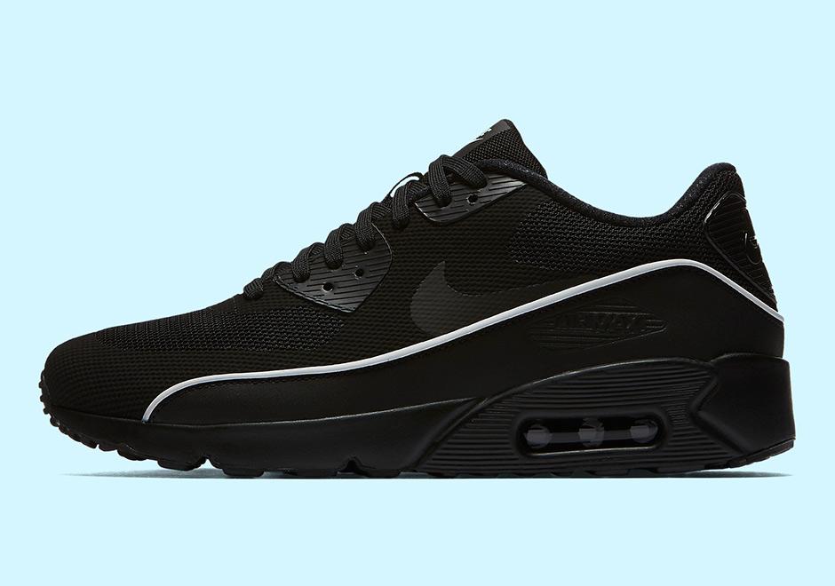 Nike Air Max 90 Ultra 2.0 Essential Mens 875695 002 Black