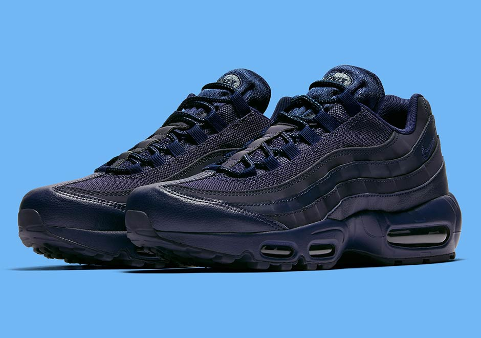 Nike Air Max 95 Midnight Navy 749766 407 |