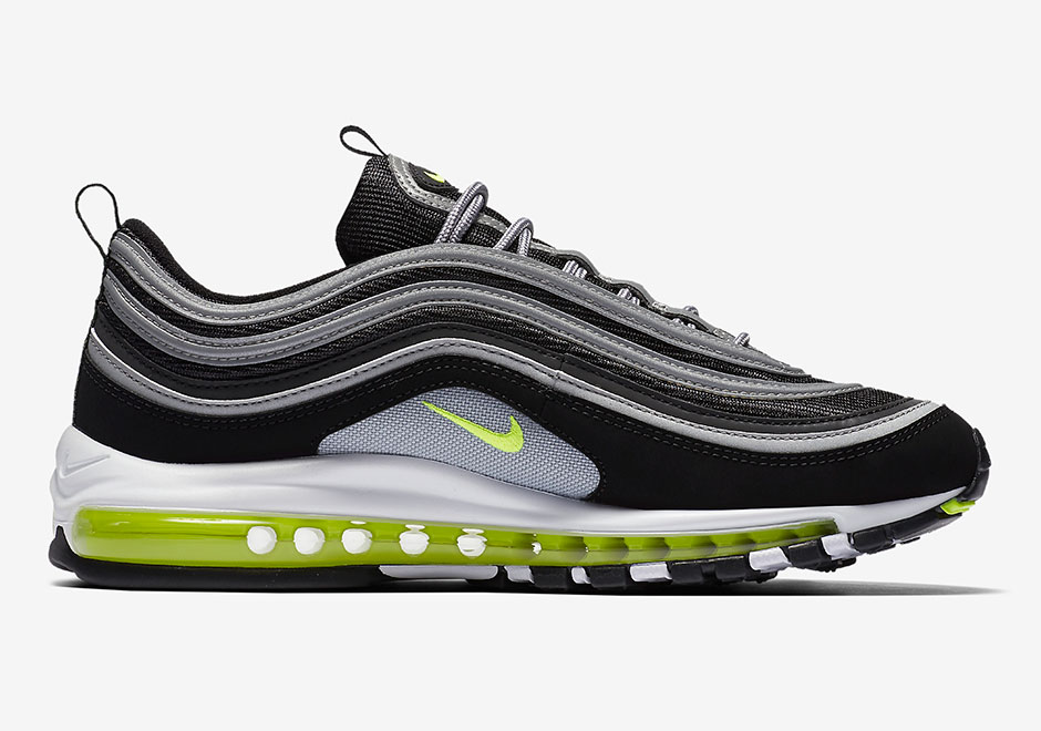 Nike Air Max 97 giallo