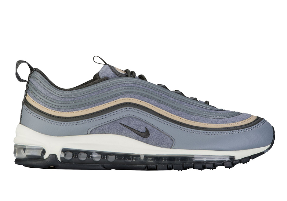 The Nike Air Max 97 continues to make a strong push with a number of new  premium colorways in honor of the silhouette's 20th-anniversary celebration.