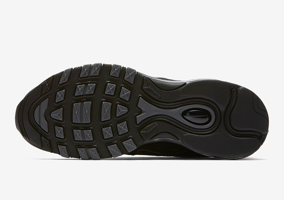"""finest selection e4393 467f3 Nike Air Max 97 """"Triple Black"""" Release Date  August 5th, 2017  160. Color   Black Black-Black Style Code  921733-001. Advertisement. show comments"""