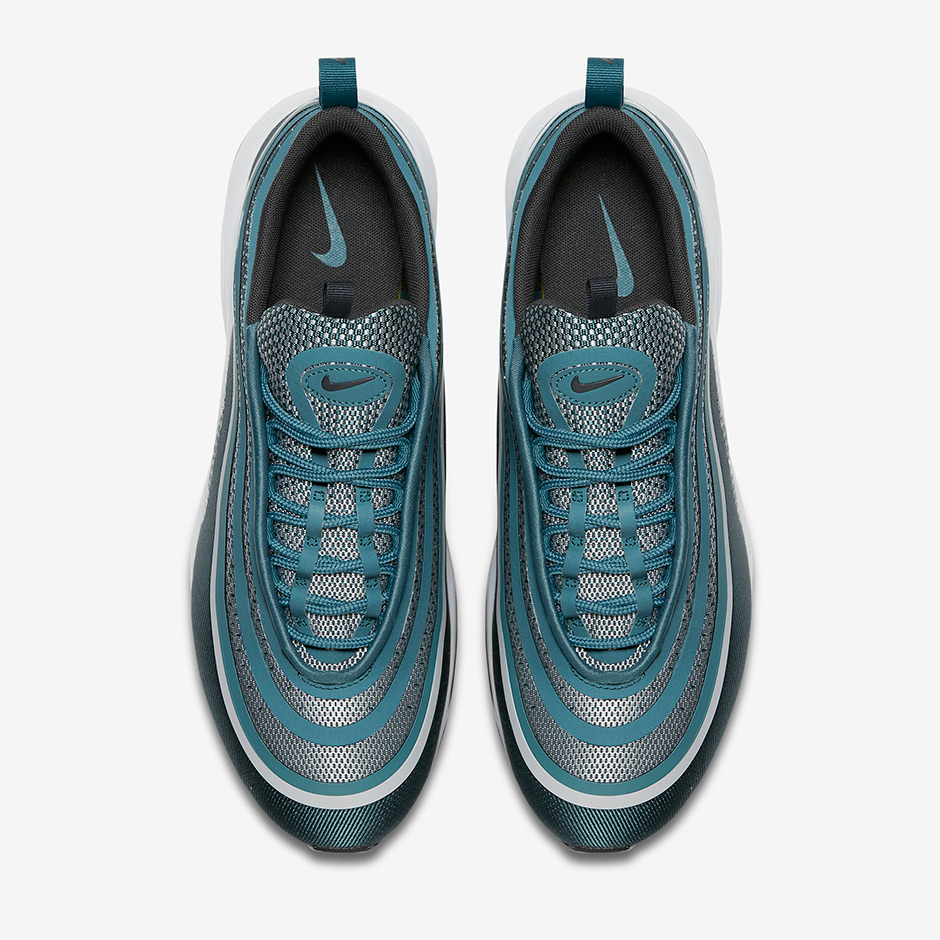 best service c03ea 1ee31 ... discount code for nike air max 97 ultra 17 160. color iced jade  anthracite pure