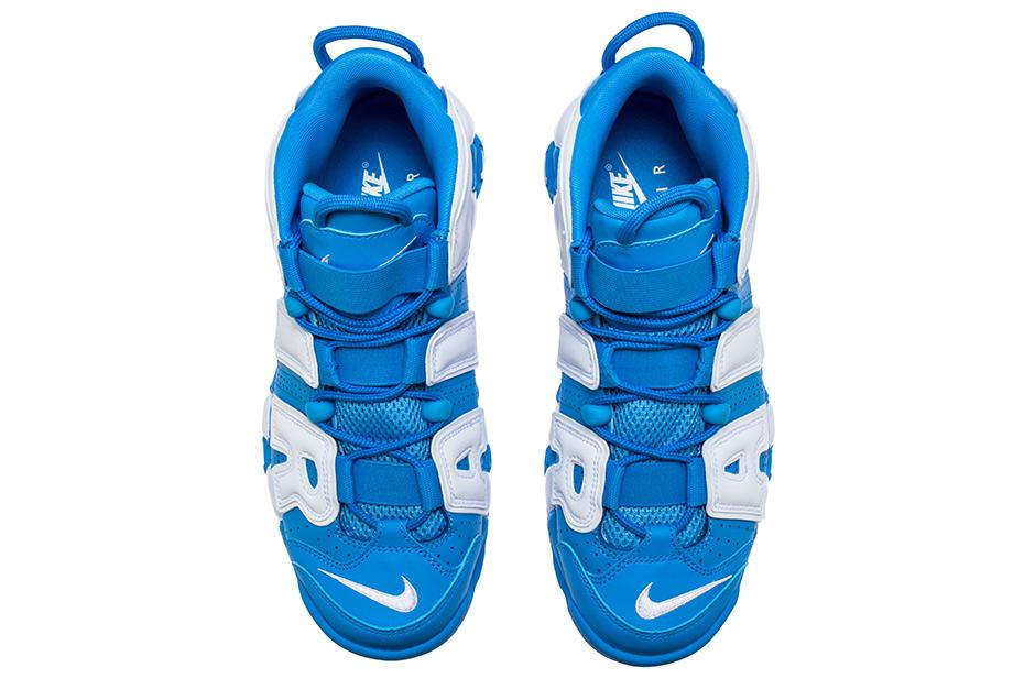 dc71f3722f54 Color  University Blue White Style Code  921948-401. Source  Shoe Palace