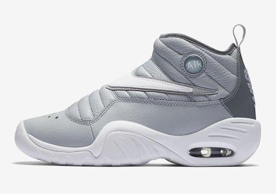"The Nike Air Shake Ndestrukt Coming In ""Cool Grey"""