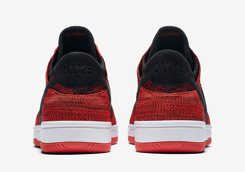 reputable site 9d55f 85f13 Nike Dunk Low Flyknit AVAILABLE AT Nike  120. Color  Varsity Red Black-White  Style Code  917746-004. show comments