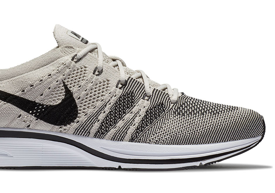 "1fcebf96c5a0ff Nike Flyknit Trainer In A New ""Pale Grey"" Coming Soon"