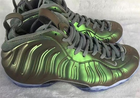 A Closer Look At Nike's First Women's Only Foamposite Shoe