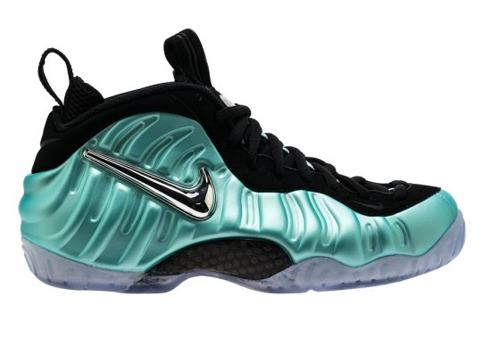 "Nike Air Foamposite Pro ""Island Green"" Releases September 8th"