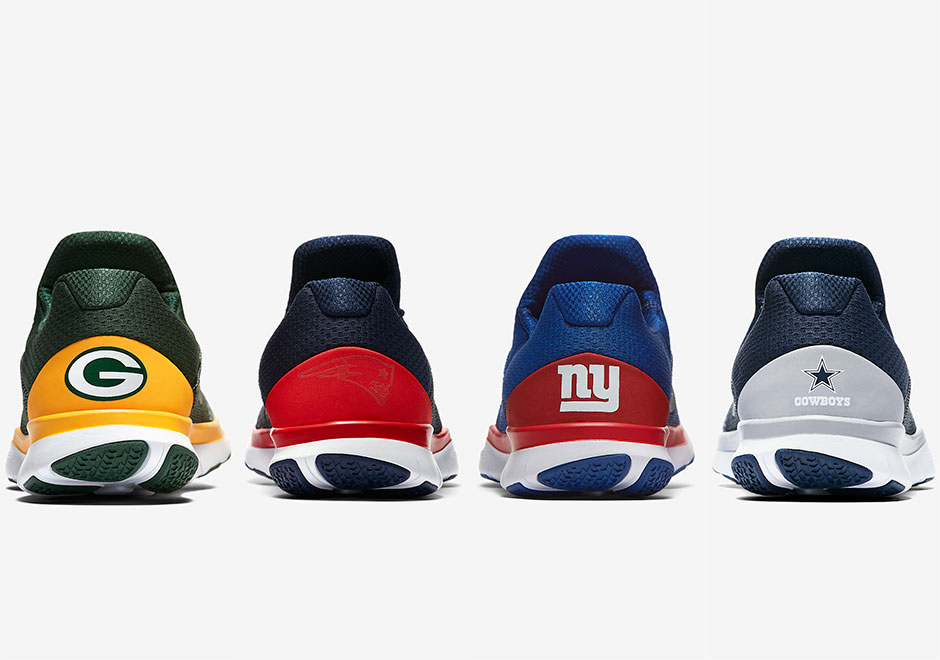 "2ad5598197358 Nike Free Trainer V7 ""NFL Pack"" Releases This Sunday"