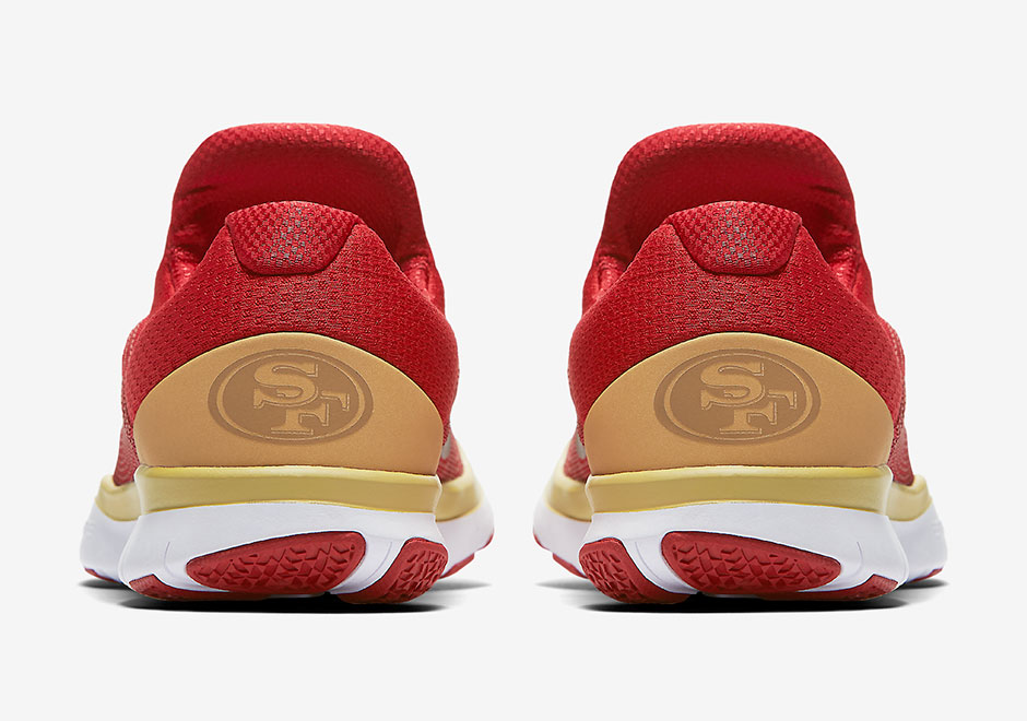 07230b74947e Nike Free Trainer V7 – 49ers. Release Date  August 27th