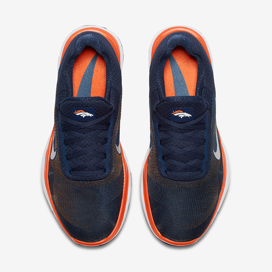 4dd9e6128b0b9 Nike Free Trainer V7 – Broncos Release Date  August 27th