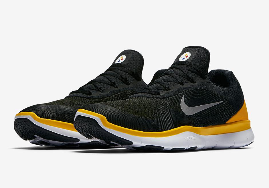 Nike Free Trainer V7 (steelers Nfl) Navegar salida Tom8tiY
