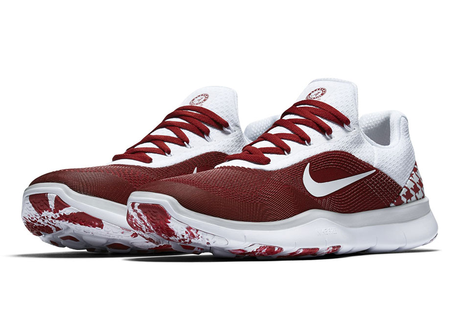 fd57a3c8e9f2 Nike Preps For College Football With The Free Trainer V7