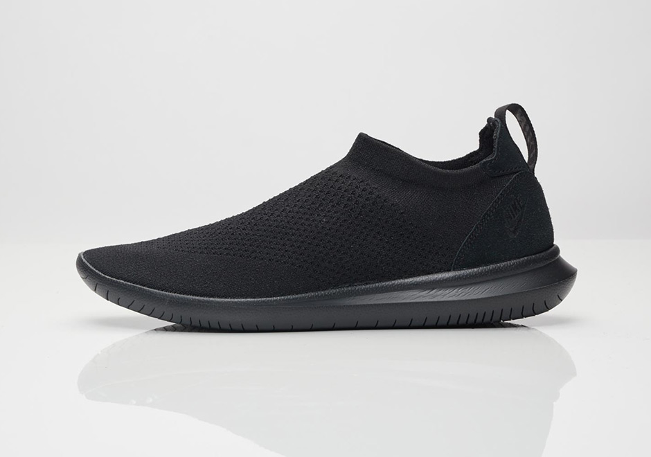 Nike Gakou Flyknit. AVAILABLE ON Nike.com  120. Color  Black Black 1e539645b