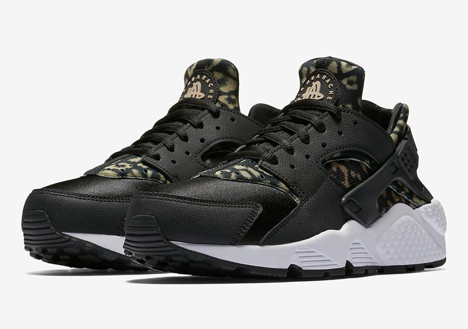 527a7000956 Nike WMNS Air Huarache  130. Style Code  725076-200 (khaki) Style Code   725076-007 (black)