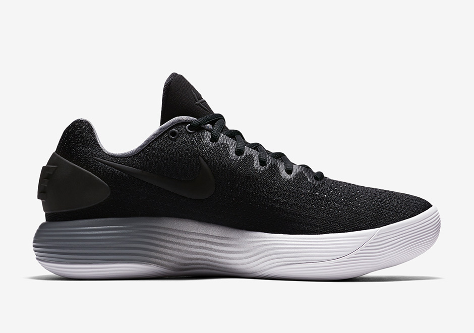 Hyperdunk 2017 White Black