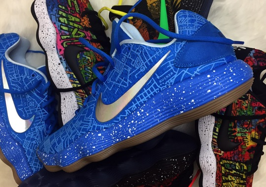 "The Nike Hyperdunk 2017 Low ""HyperFam"" Pack Releases Tomorrow"