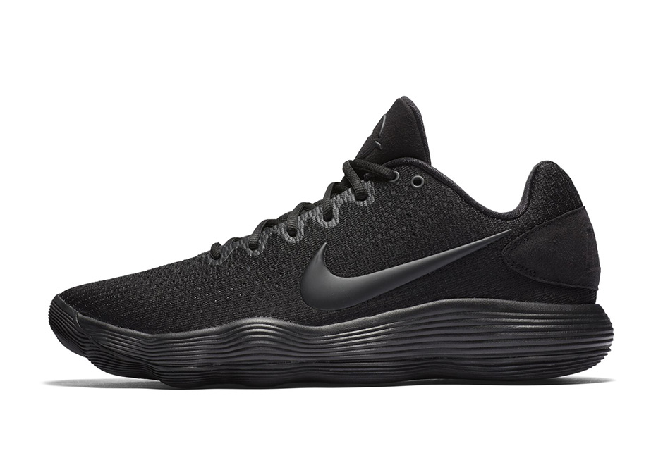 d2a8ff5d6f42 Nike Hyperdunk 2017 Low Triple Black