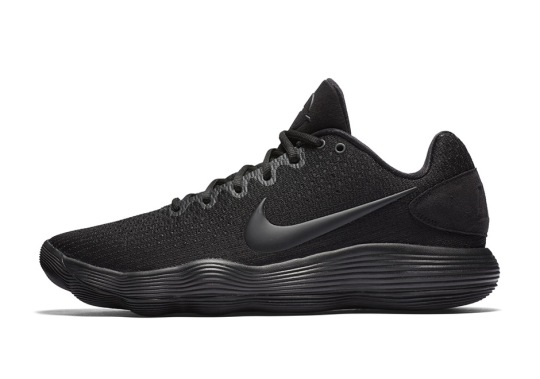 "The Nike Hyperdunk 2017 Low To Release In ""Triple Black"""