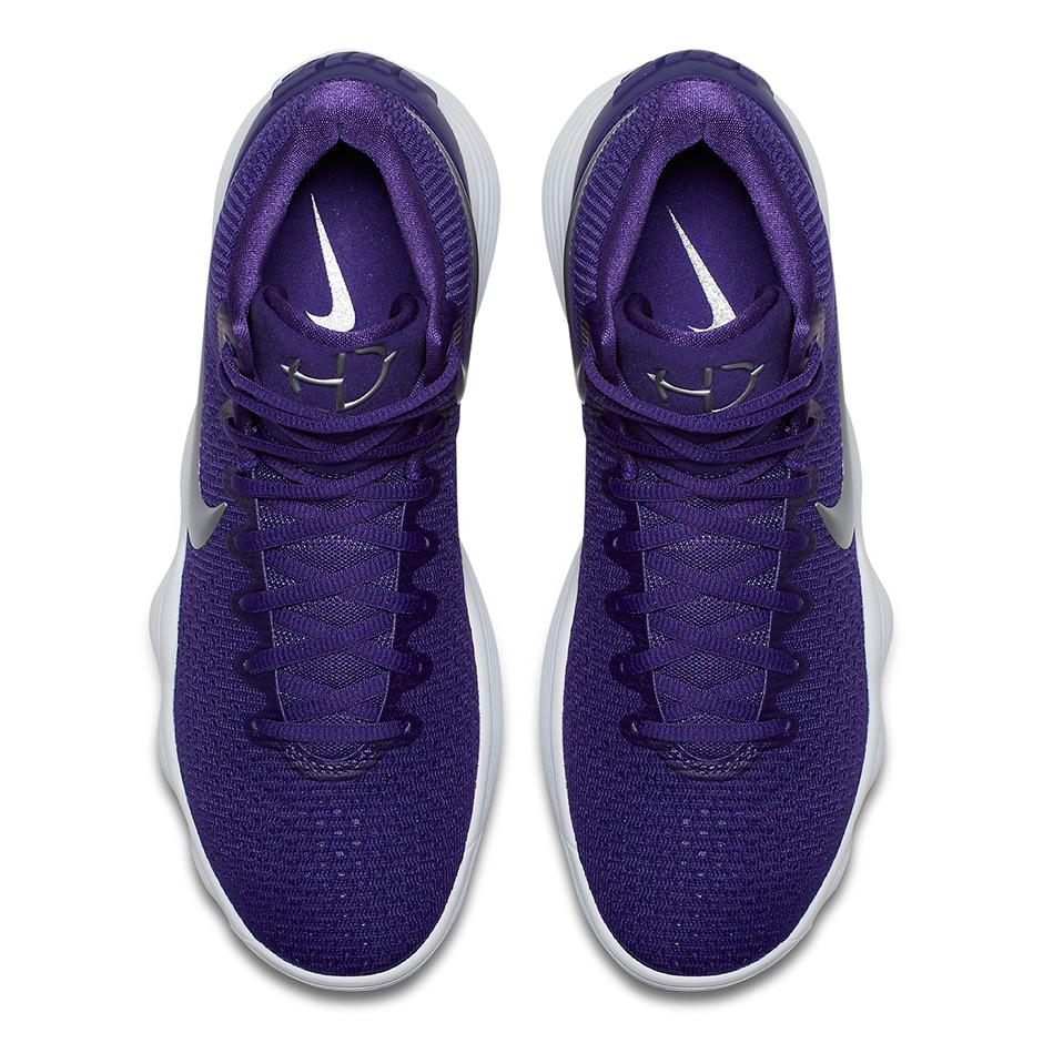 online store f60c0 55e4d Nike Hyperdunk 2017 TB Purple 897808-500   SneakerNews.com
