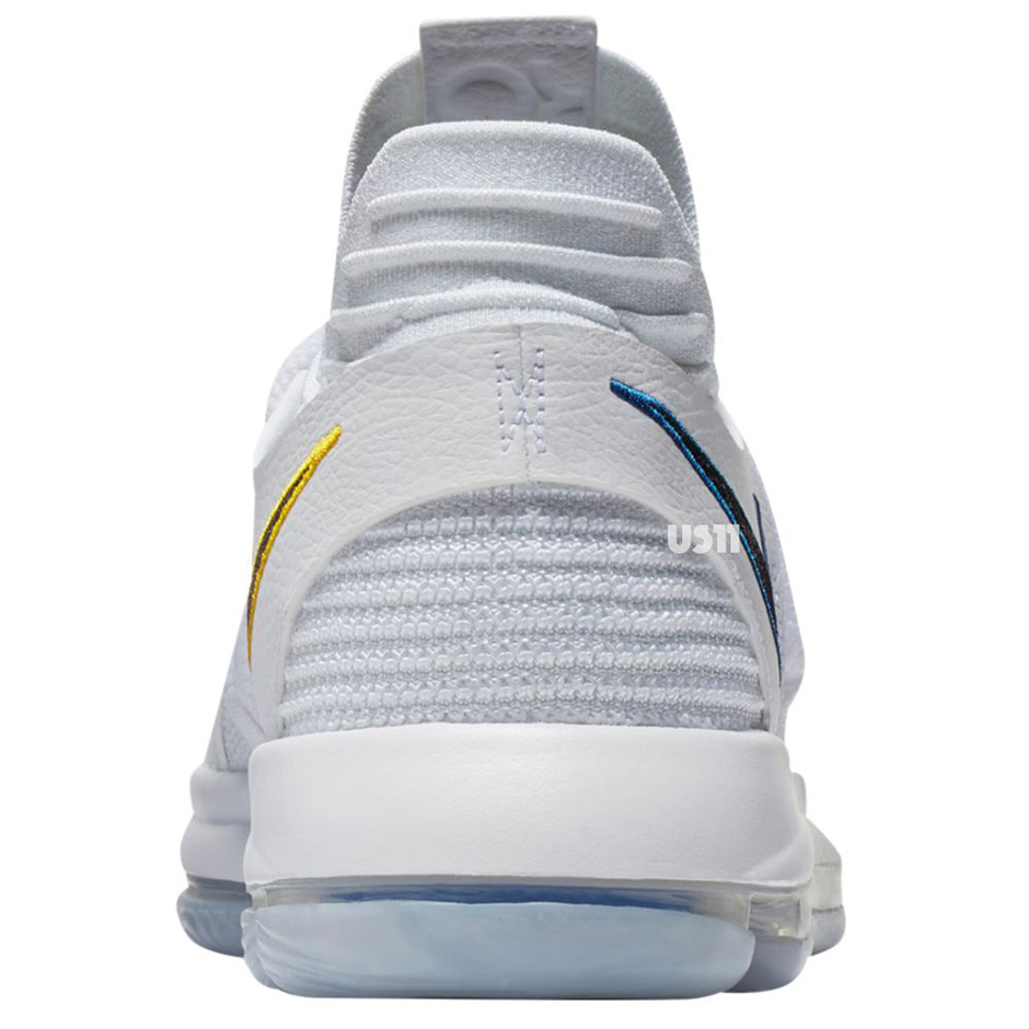 "fb213a60055 Nike KD 10 ""Opening Night"" Release Date  October 1st"