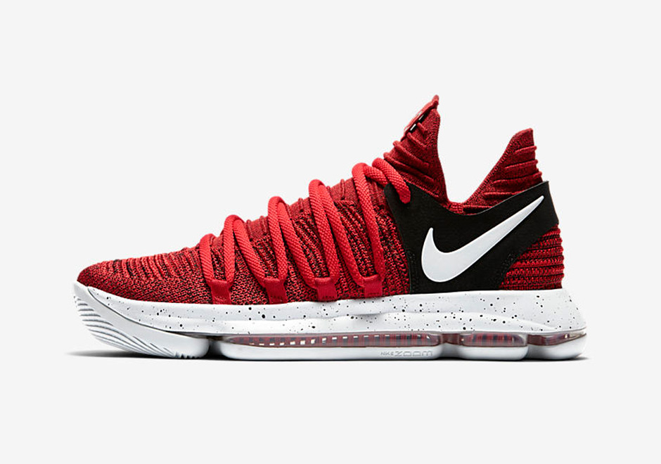 "Nike KD 10 ""Red Velvet"" Release Date  September 1st 086b666f4"