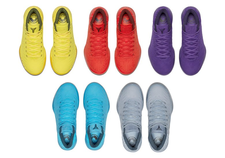 """save off 4c1af 64f02 The Nike Kobe AD Mid """"Mamba Mentality"""" Pack Releases This Thursday"""