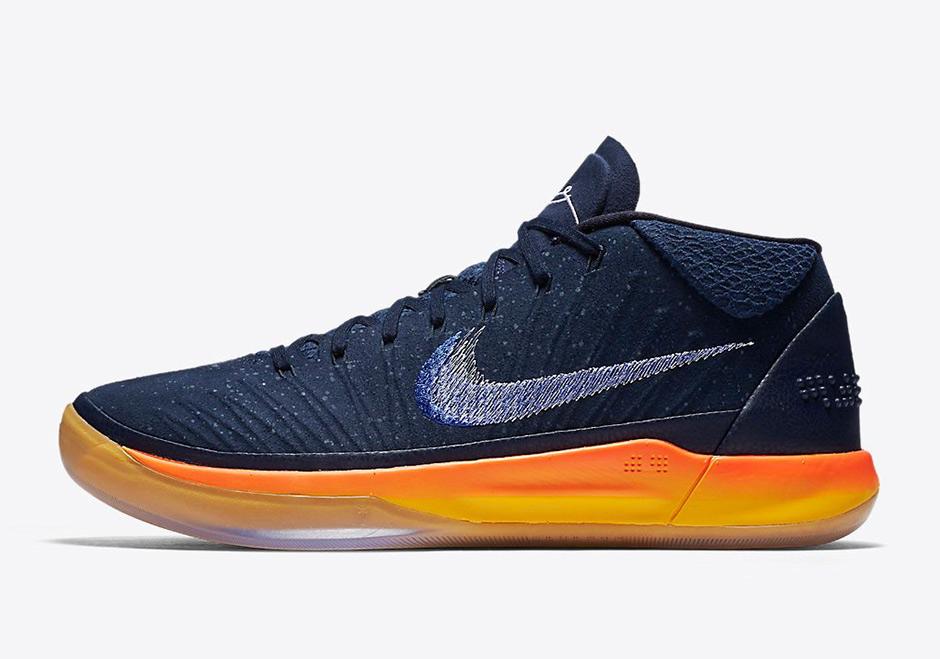 "3a1efadb9872 Nike Kobe AD Mid ""Rise"" Release Date  September 2nd"