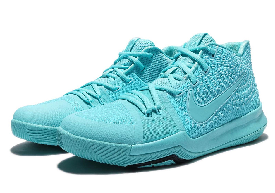 new style d52dd 041fe Nike Kyrie 3 Tiffany Aqua Release Date 859466-401 ...