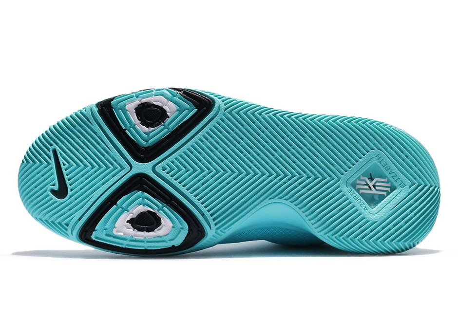 8fd307df0e97 Nike Kyrie 3 Tiffany Aqua Release Date 859466-401