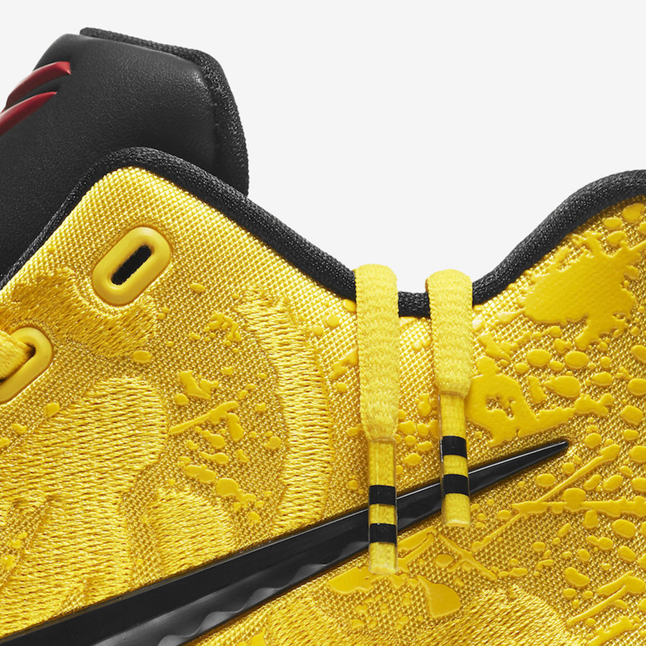 Nike Kyrie 3 Bruce Lee Mamba Mentality Release Date  310b55bde
