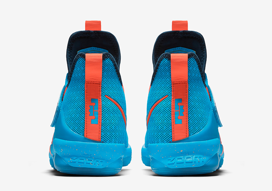 2504508d6d6 Nike LeBron 14 Cocoa Beach Release Date 859468-477