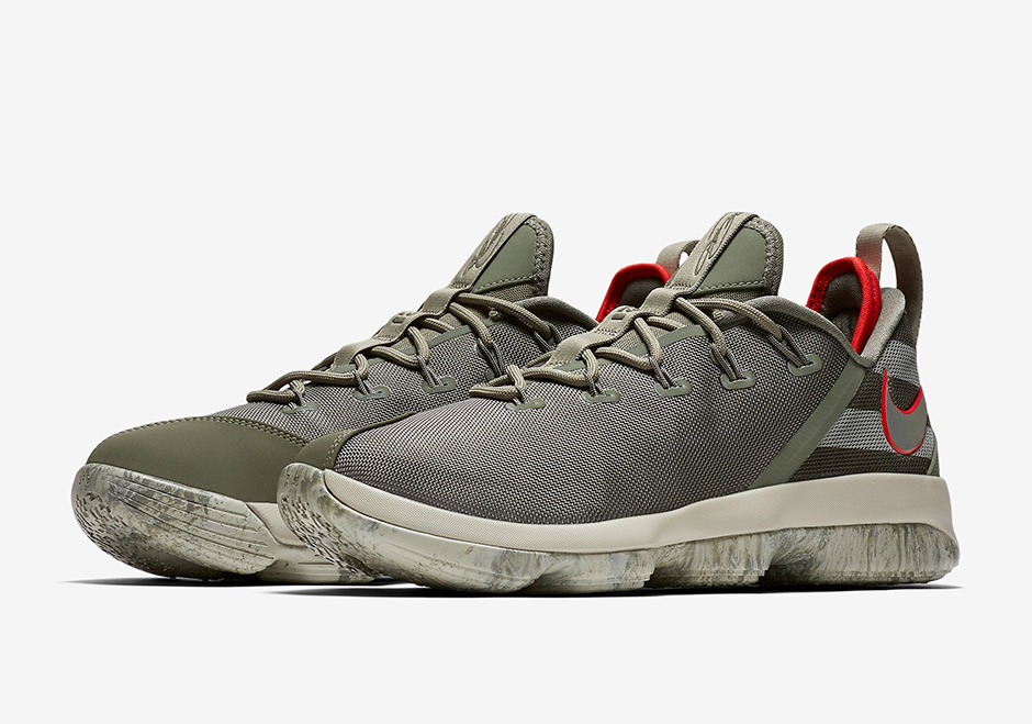 """Nike LeBron 14 Low """"Dark Stucco"""" AVAILABLE AT Nike 6805a770cc25"""