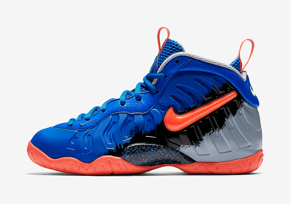 "sale retailer 515c2 e764e The Nike Lil Posite Pro ""Nerf"" Releases This Friday"