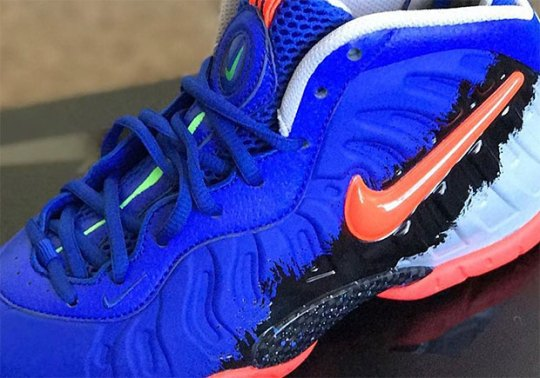 "Nike Little Posite Pro ""Nerf"" Coming Soon"
