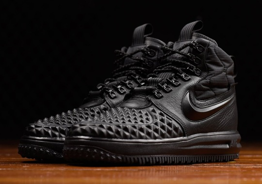 The Nike Lunar Force 1 Duckboot '17 Is Available Now