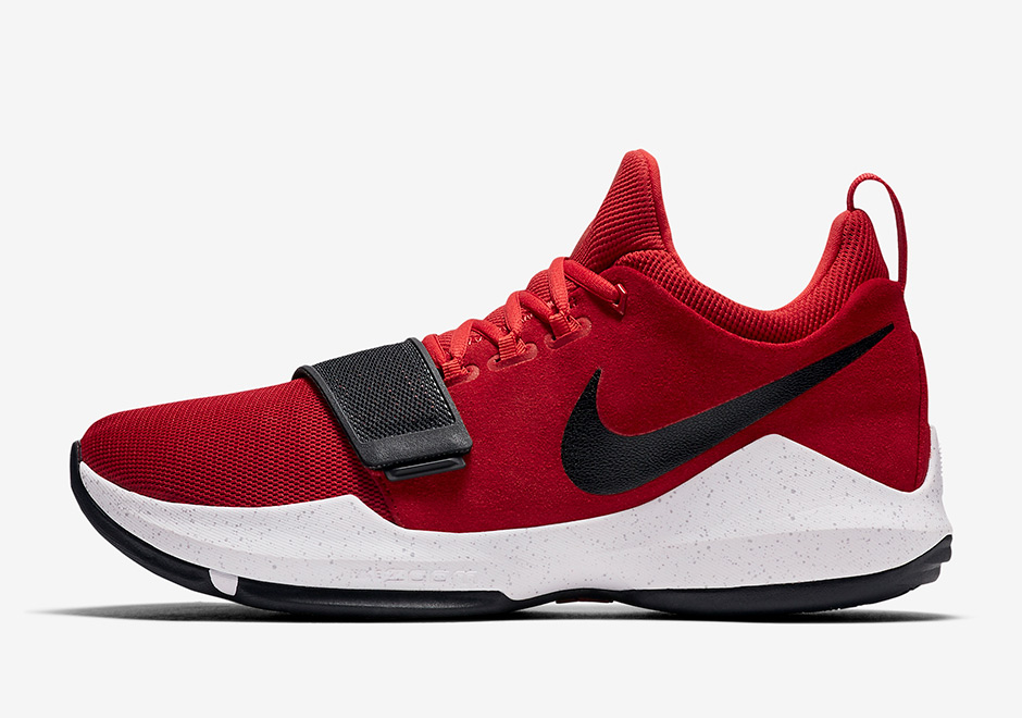 Nike PG 1 University Red Release Date