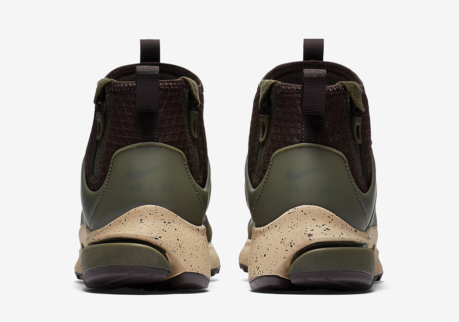 3408025346a5 Nike Air Presto Mid Utility AVAILABLE AT Nike  150. Style Code  859524-200.  show comments