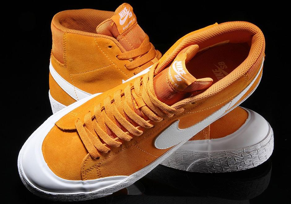 Nike Blazer Mi Xt De L'orange vAbHLs8mh