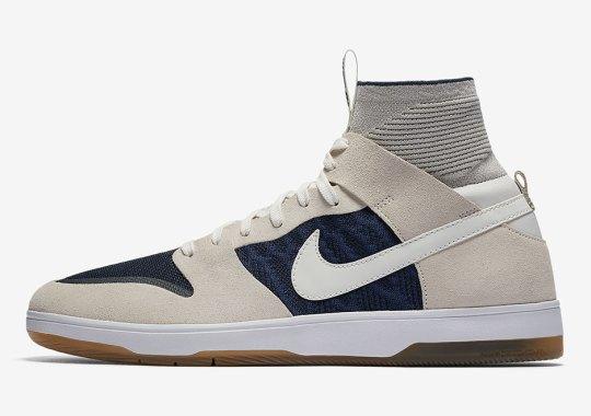 "The Nike SB Dunk High Elite ""Binary Blue"" Is Coming September 1st"