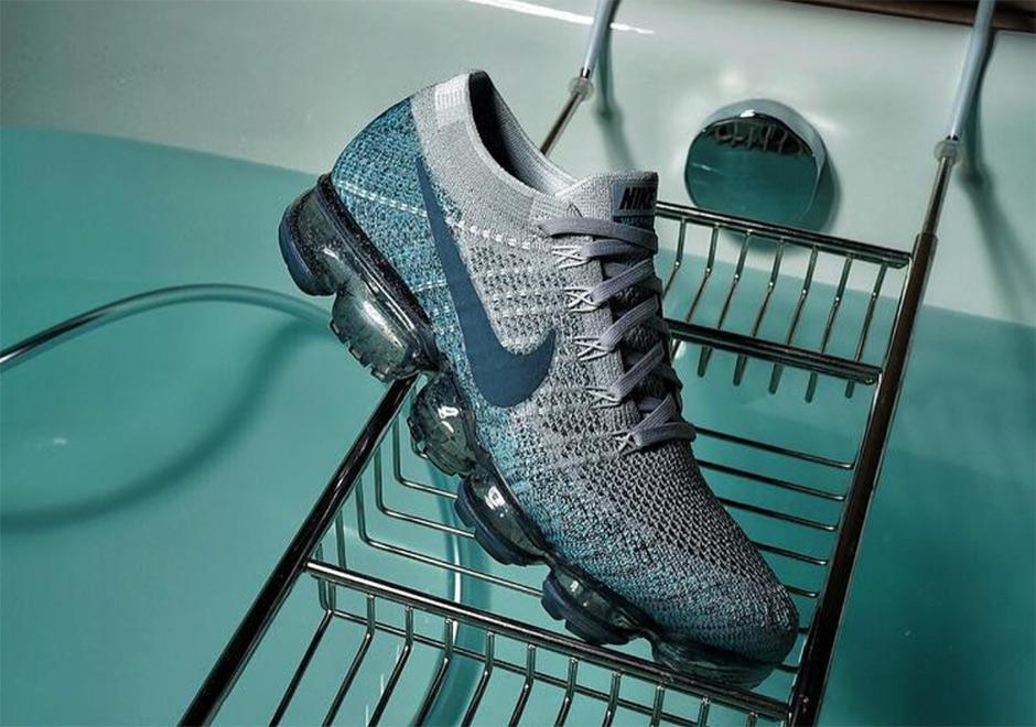 Nike Vapormax Blue Sole