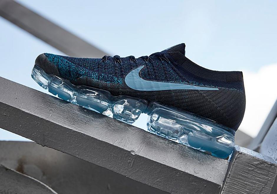 buy popular d2adf 67d23 Nike VaporMax Ice Blue JD Sports Exclusive | SneakerNews.com