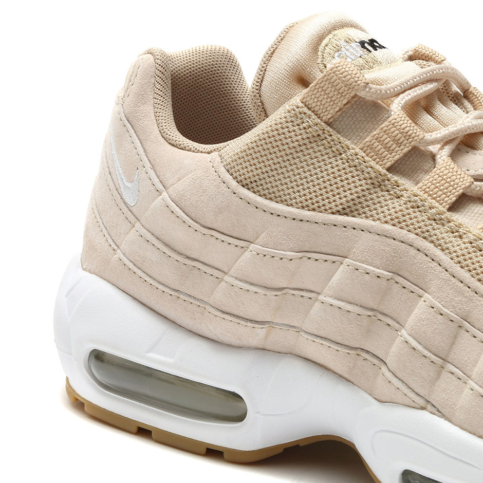 Nike Air Max 95 Oatmeal and Prism Pink Pack | SneakerNews.com