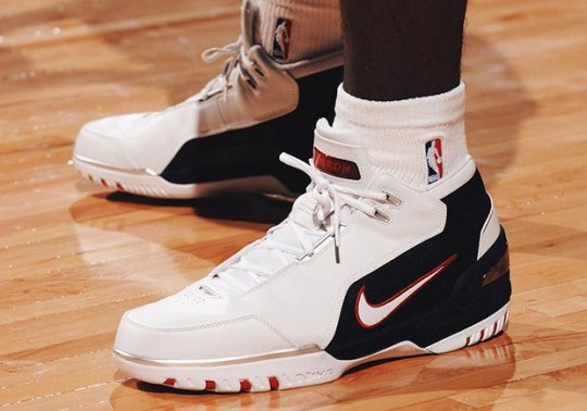 Nike Air Zoom Generation Retro Releasing This Month
