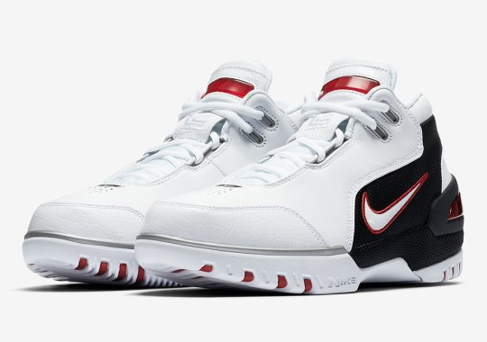 """LeBron's True """"First Game"""" Nike Shoes Are Releasing This Week"""