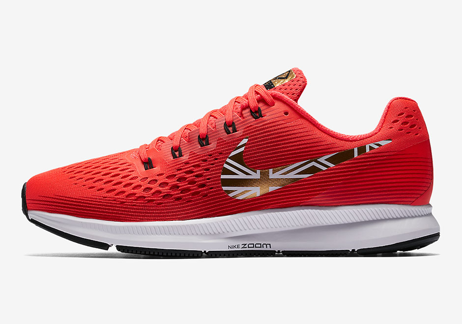 ec782435cb37 Nike To Release Special Pegasus 34 Inspired By Mo Farah