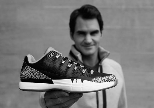 Nike Is Bringing Back The Zoom Vapor Tour AJ3